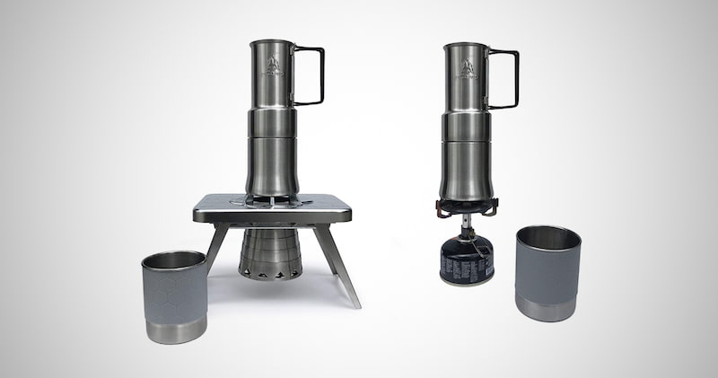 nCamp Camping Coffee Maker