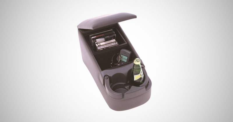 Universal Truck Bench Seat Console