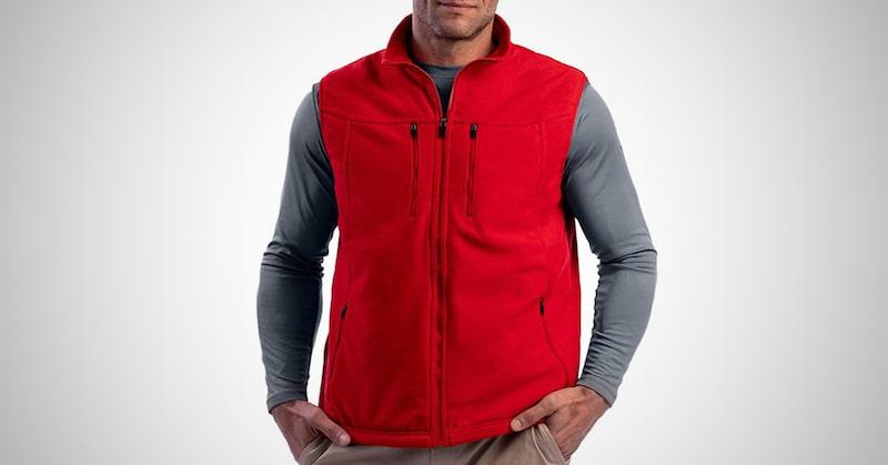 SCOTTeVEST Men's Anti-Pickpocket Vest