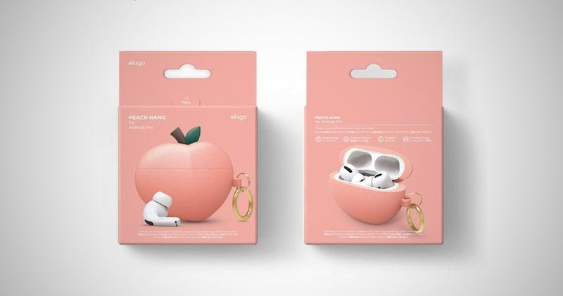elago Peach Case