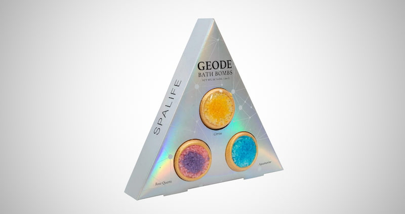 SpaLife Geode Bath Bomb