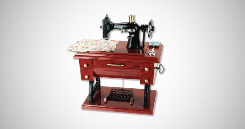 Patty Both Musical Sewing Machine