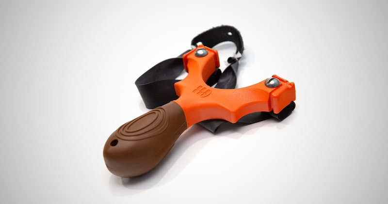 The Scout Hunting Slingshot