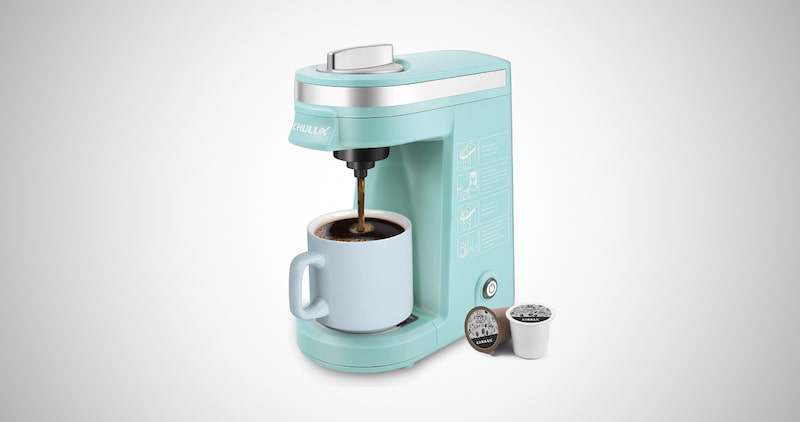 Single Serve Coffee Brewer