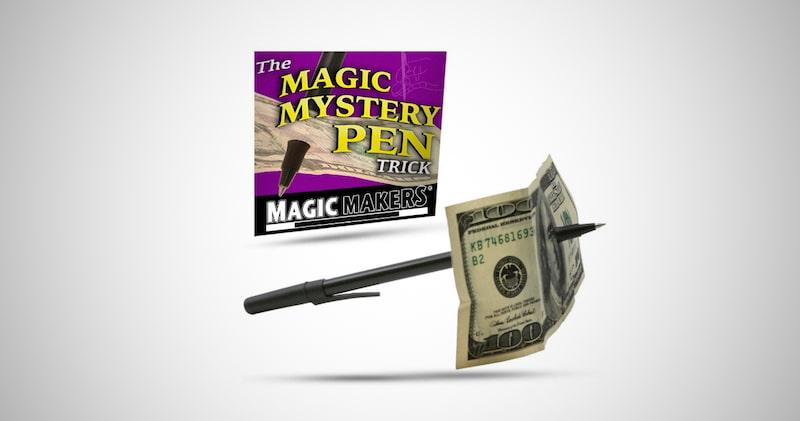 Magic Mystery Trick Pen
