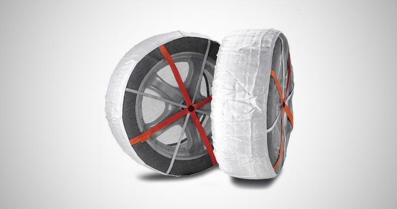 Tire Chain Alternative