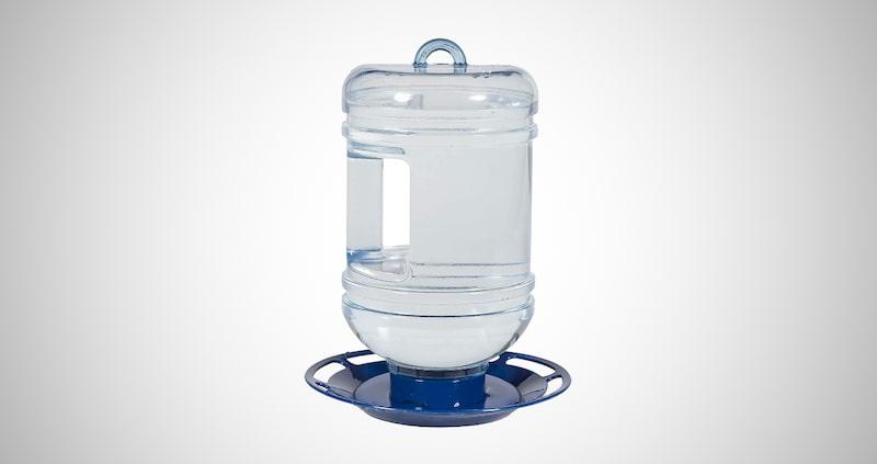 Water Cooler Bird Waterer
