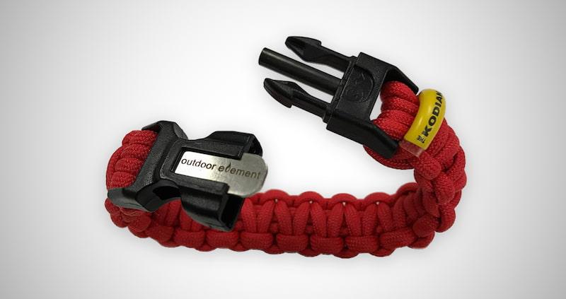 Kodiak Survival Bracelet