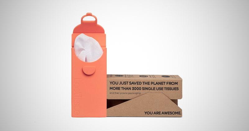 LastTissue Reusable Organic Tissue