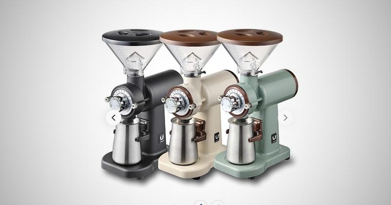 Urbanic Electric Coffee Grinder