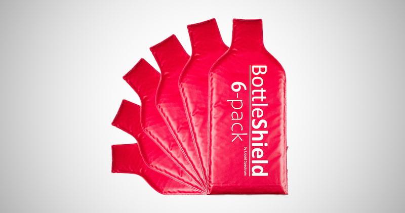Bottle Shield Reusable Wine Protector