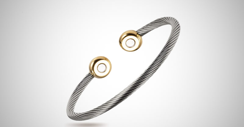 MagnetRX® Magnetic Therapy Bracelet Cuff