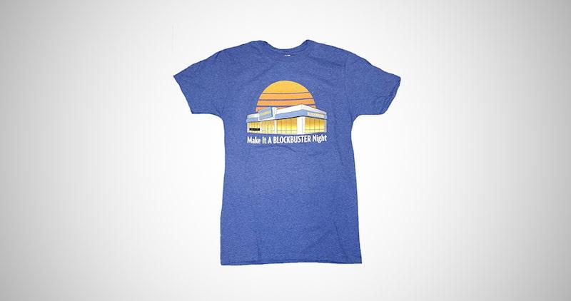 Make It A Blockbuster Night T-Shirt