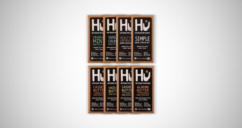 Hu Natural Organic Chocolate Bars