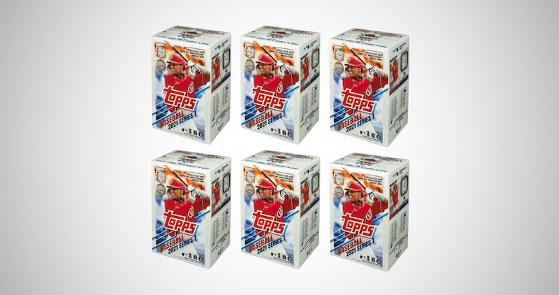 Topps Baseball Blaster Box