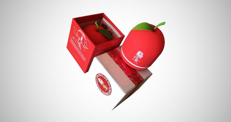 CandyLipz Mini Cherry Lip Plumper