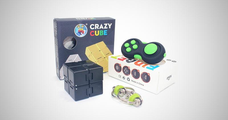 Mini Fidget Toy Set