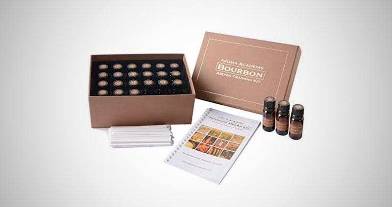 Bourbon Aroma Training Kit