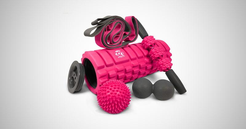 5 in 1 Foam Roller Set