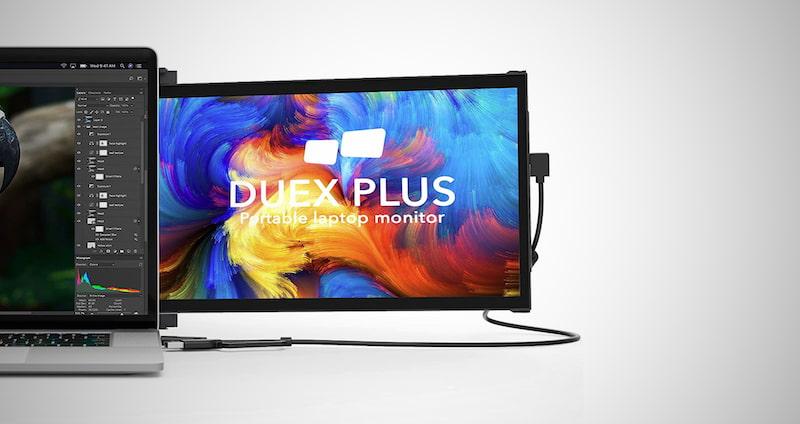 Duex Plus Dual Laptop Monitor