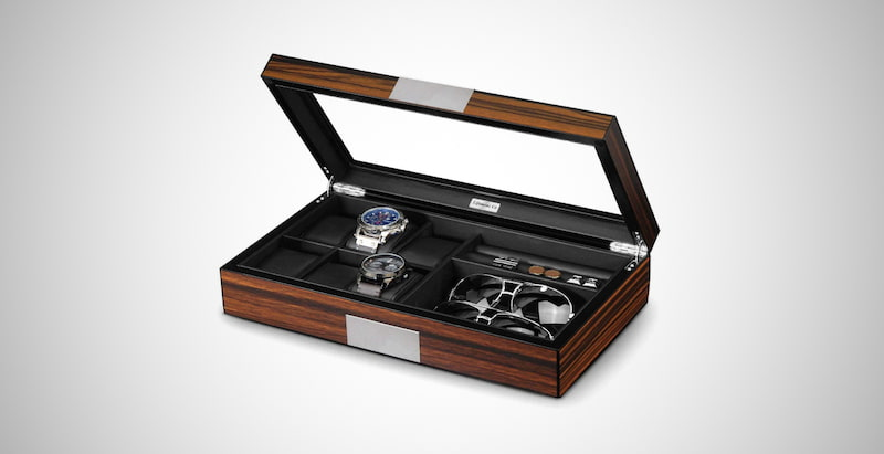 Watch Jewelry Box