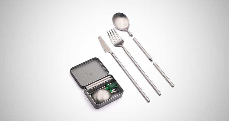 Outlery Travel Cutlery Set