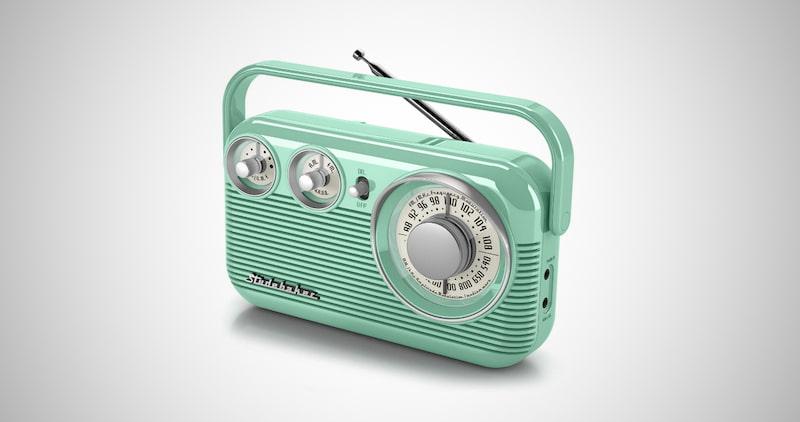 Studebaker Retro AM/FM Radio