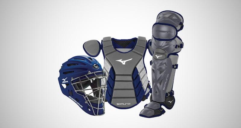 Baseball Catcher's Gear Box Set