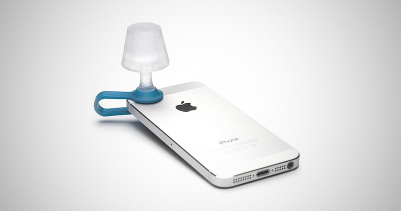 Tiny Mobile Phone Lampshade