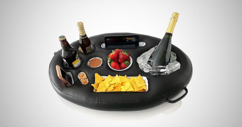 Premium Floating Drink Holder