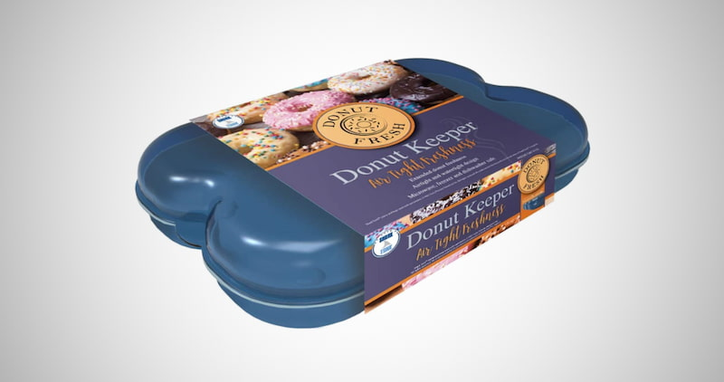 Donut Fresh Container