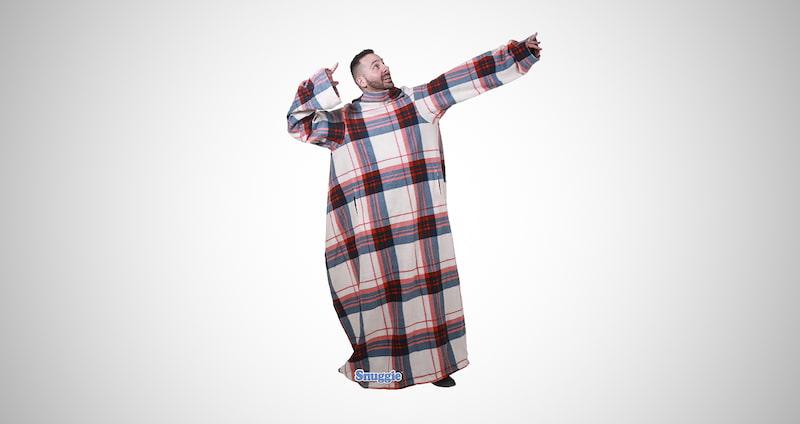 Snuggie Wearable Blanket