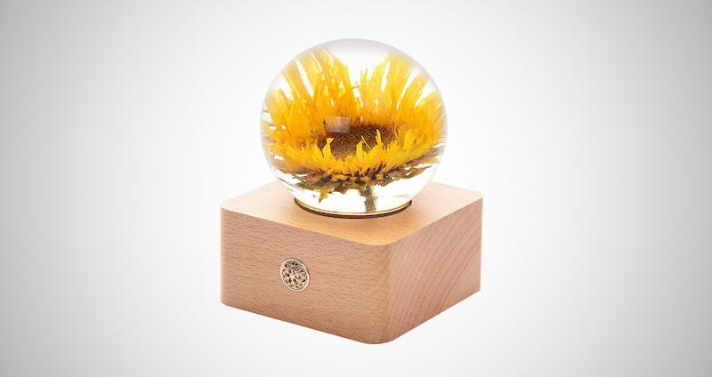 Forever Flowers 3D Crystal Ball