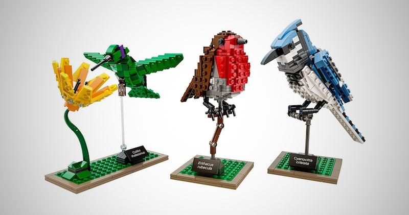 LEGO Birds Model Kit