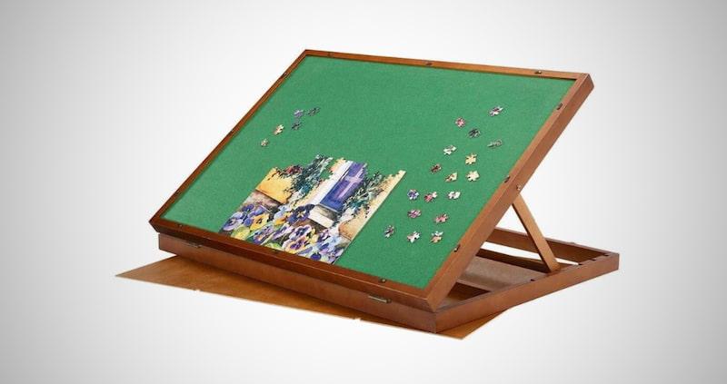 Puzzle Magic Tabletop Puzzleboard