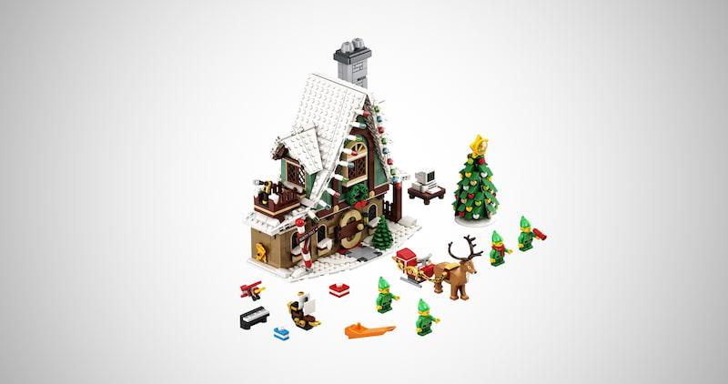 LEGO Elf Club House Building Kit