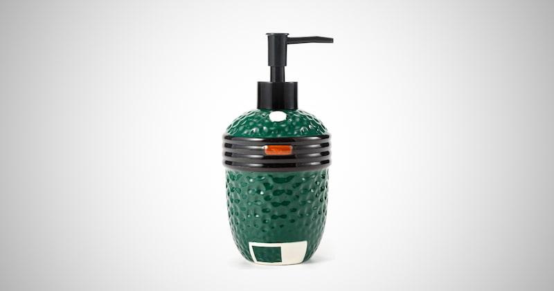 Green Egg Bathroom Soap Dispenser