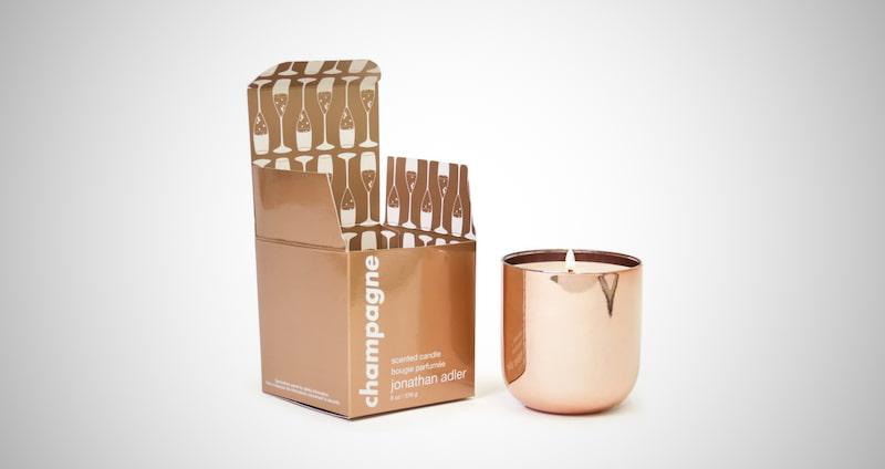 Pop Champagne Scented Candle