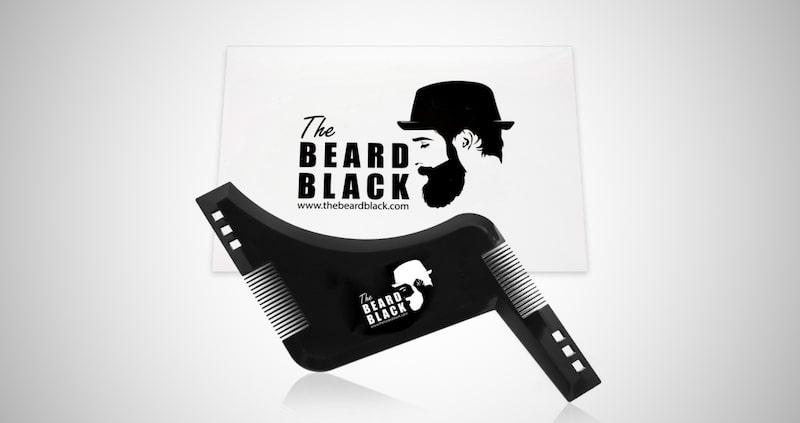 The Beard Black