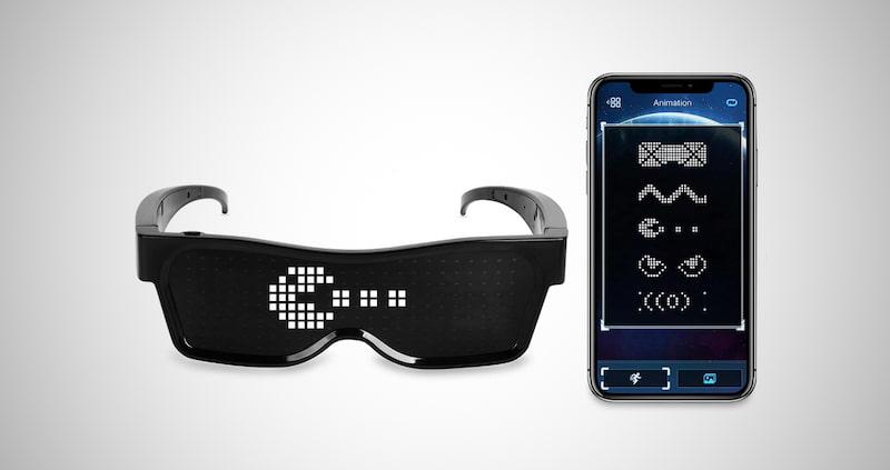 Customized LED Glasses