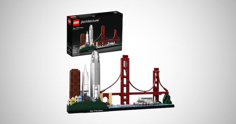 LEGO Architecture Skyline