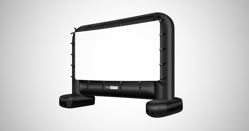 Inflatable Movie Projector Screen