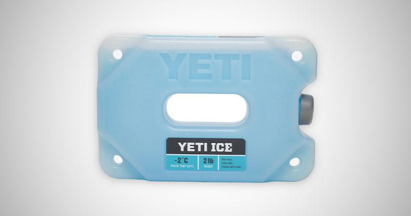 Yeti Refreezable Reusable Cooler
