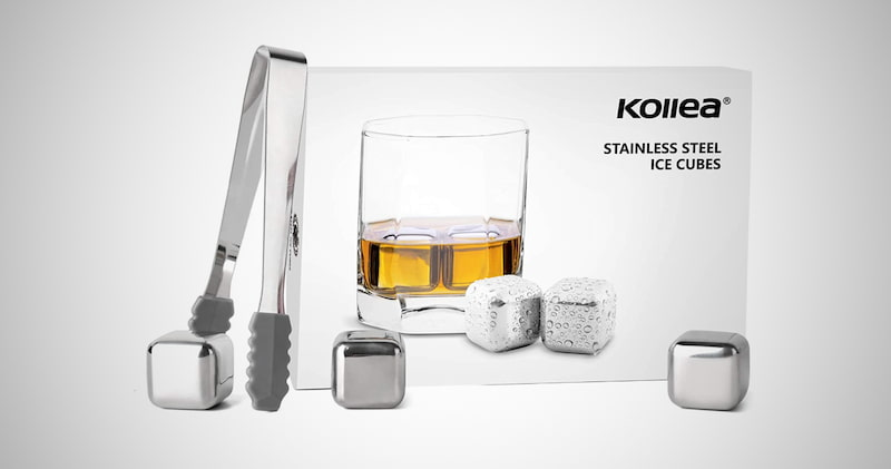 Kollea Resuable Chilling Cubes