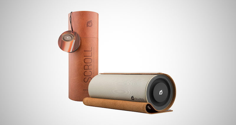 Owlee Scroll Premium Speaker