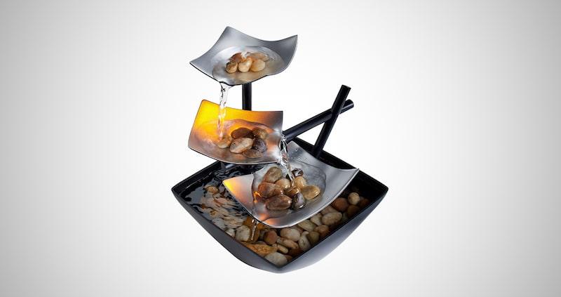 HoMedics Relaxation Tabletop Fountain