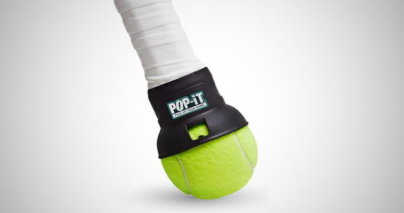 Pop-It Easy Tennis Ball Pick Up