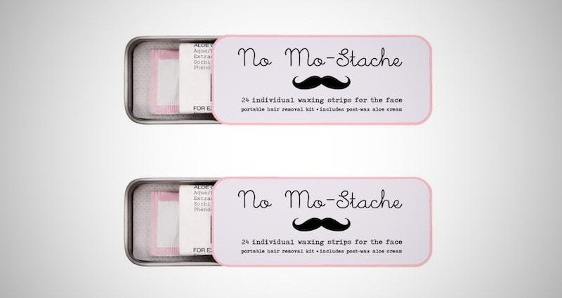 No Mo-Stache Portable Lip Wax
