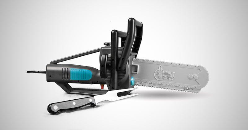 Mighty Carver Electric Carving Knife