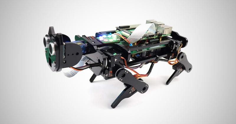 Freenove Robot Dog Kit
